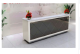 Long elegant reception desk