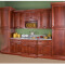 Luxury American Solid Wood kitchen wall hanging cabinet