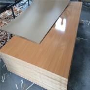 18mm double sides melamine plywood sheet