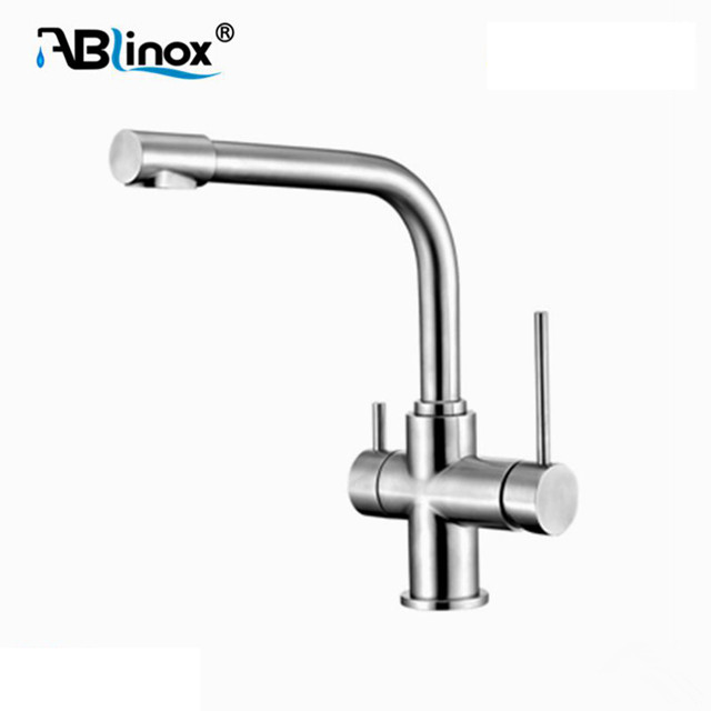 Zhaoqing Mechanical Polishing upc kitchen faucet drinking water tap