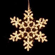 IP68 24v Christmas Led Rope Light Silhouette Star For Home Decoration
