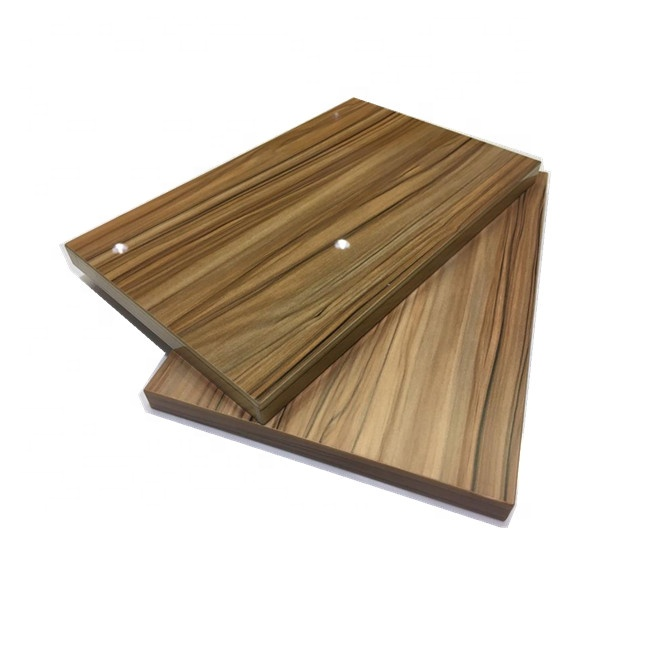 high uv glossy acrylic mdf boards melamine laminated
