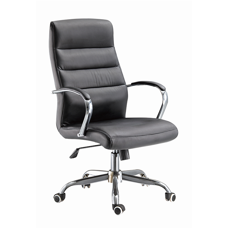 wholesale cheap high quality back lift swivel ergonomic PU leather boss executive office chair on line for sale