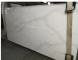 Polished Calacutta/Calacatta Nuvo White Artificial Quartz Stone Slab