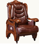 Antique Office Chair Parts President Chair for Boss President CEO