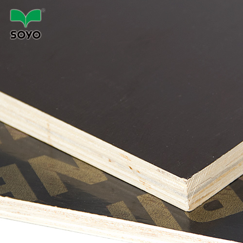 18mm 2019 new BROWN film faced plywood