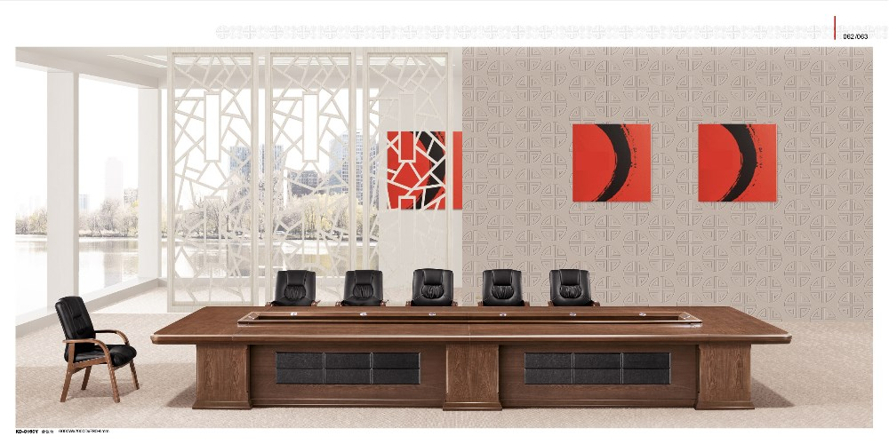Modern meeting room furniture classical large conference table