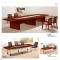 Chinese traditional office mdf wood conference table factory sell directly HP44