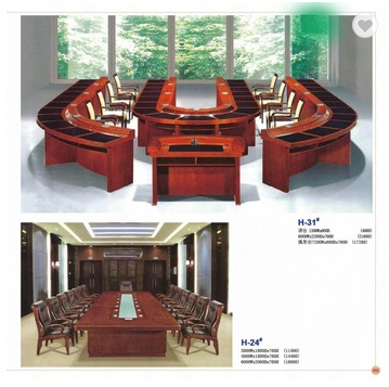 U shape Board-room and conference table factory sell directly HP45