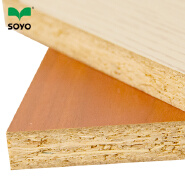 16mm 18mm plain/raw particle board/chipboard for office furniture