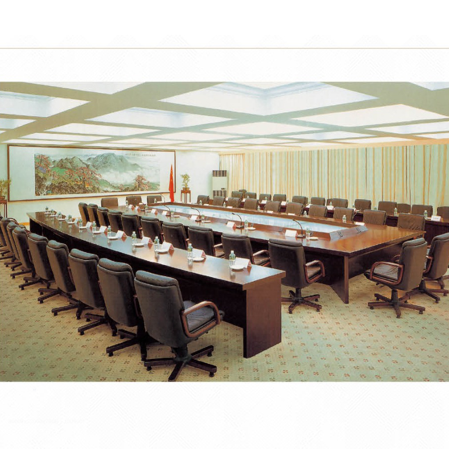 China Manufacturer Long Conference Table Meeting Table
