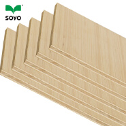 FSC certificate 10mm carbonized vertical bamboo plywood for furniture