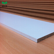low price of waterproofing particle board laminated particle board