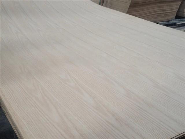 cheap price 3mm mdf oak veneer / oak veneered mdf sheets / mdf board