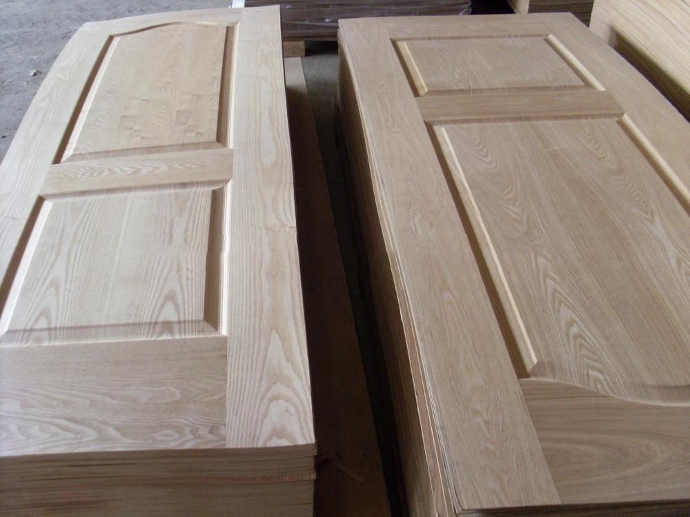 wood veneer mould door skin