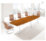 Modern 6-8 person office meeting room conference table