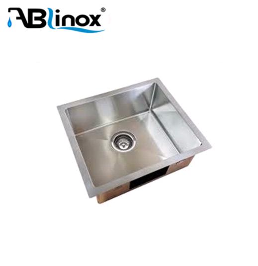 ABLinox stainless steel single bowl kitchen sink