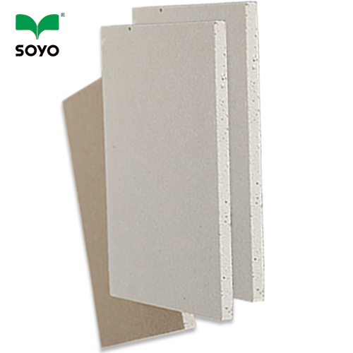 Kitchen cabinet pvc panels perforated gypsum board hot stamping foil
