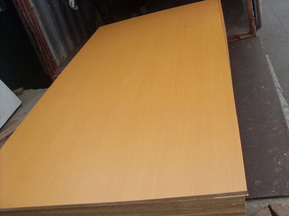 hot sale slotted mdf with aluminum bar insert