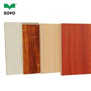 woodgrain color chipboard/ particle board
