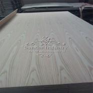 18mm red oak veneer mdf board
