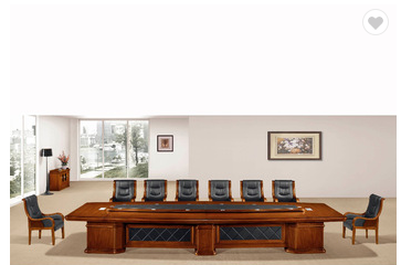 High quality 12 seat large conference table