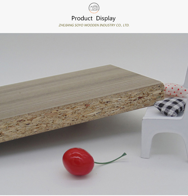 Longser 18mm Melamine Faced Particle Board/ Chipboard