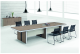 High quality 8 seater conference table meeting room furniture