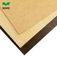E1 grade 18mm thickness plain raw MDF