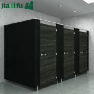 JIALIFU hpl toilet cubicle partition for American