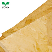 15mm High Quality OSB3 Oriented Strand Board for construction