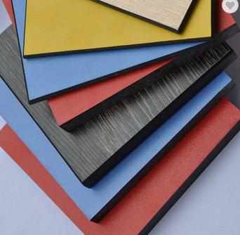 Health material Hpl compact board,gloss hpl high pressure laminate