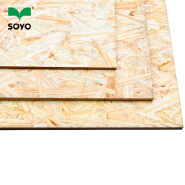 8-15mm Oriented Strand Board OSB for construction