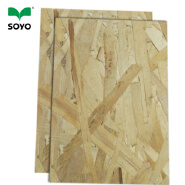 Fireproof Waterproof OSB 12mm 15mm For roofing