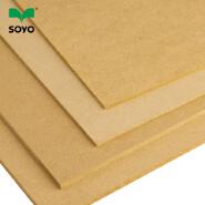 Medium density fiberboard 18 mm 1220x2440 E1 mdf