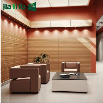 Jialifu interior hpl wall panels / cheap interior wall paneling / decorative wall covering panels