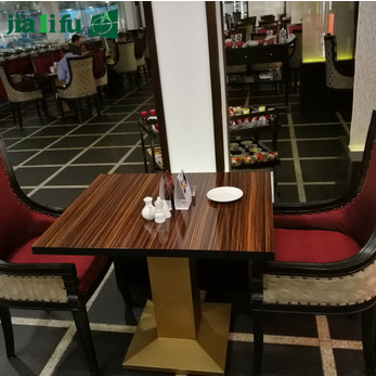 JIALIFU big discount elegant dining tables and chairs croatia design
