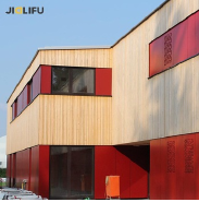 4mm-8mm thickness hpl panel material exterior wall cladding system