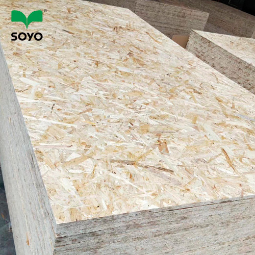 Cheap price 18mm OSB board using for construction