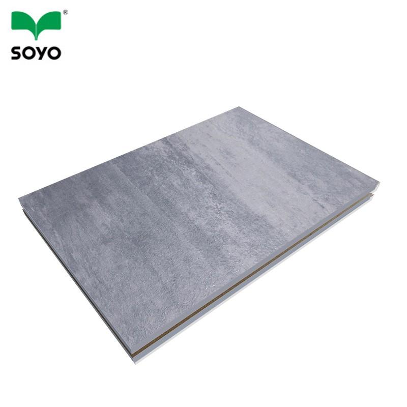 light grey mdf board / gray melamine mdf board from soyo