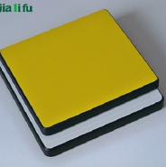 waterproof phenolic resin compact HPL panel for sale