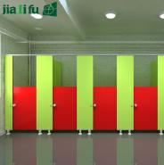 JIALIFU children toilet shower room handle solid phenolic partition