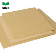 4x8ft plain mdf raw wood fiber board for furniture