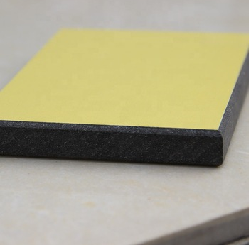 Cheap waterproof compact density fiberboard cdf board