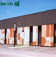 Jialifu compact laminate panel wall cladding / wall claddings / wall cladding materials