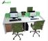 Jialifu customized colorful used office desk