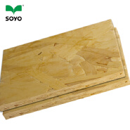 straw board wooden panel osb price/ osb drampproof board