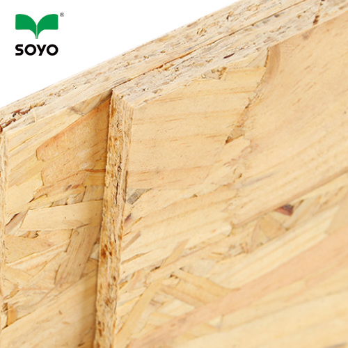 Flakeboards OSB of Finished Surface 8mm 9mm 11mm osb board