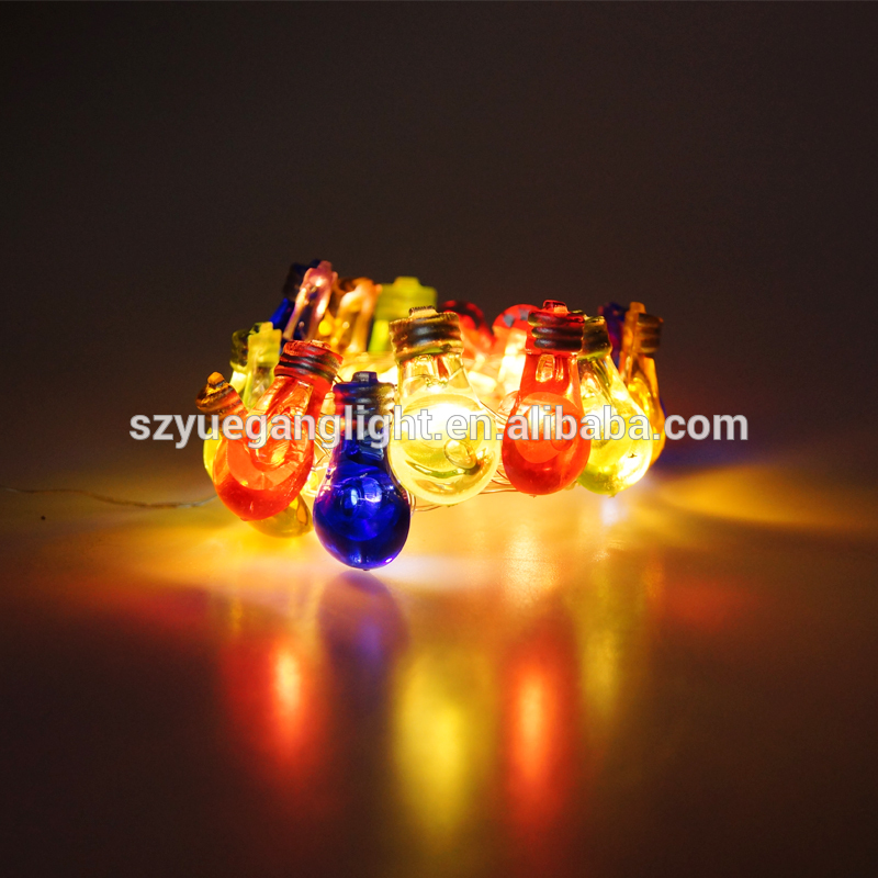 USB Bubble led copper wire string light bulb fairy light bulb