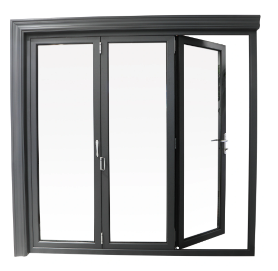 Aluminum / Aluminiun Inward Opening Window with Insect Proof Screen